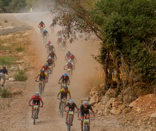 Epic Israel - the Ultimate Holy Land MTB Challenge